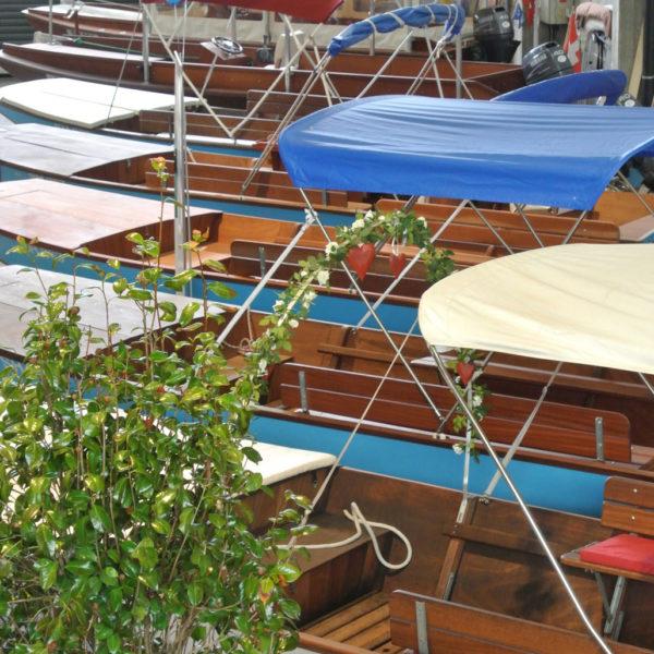 Jubiläum Holzboote
